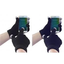 Rękawice dziane do ekranów dotykowych GL16