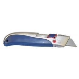 Bezpieczny nóż z powracającym ostrzem KN40