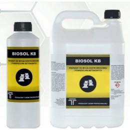 Preparat do mycia kostki brukowej BIOSOL KB