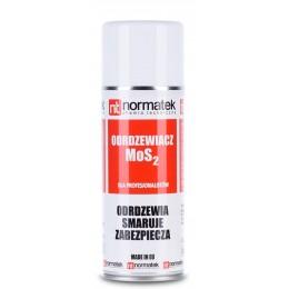 ODRDZEWIACZ MOS2 spray 400ml Odrdzewia, smaruje, zabezpiecza NT1018