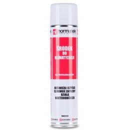 ŚRODEK DO KLIMATYZACJI spray 600ml odświeża i czyści , działa bakteriobójczo NT1027