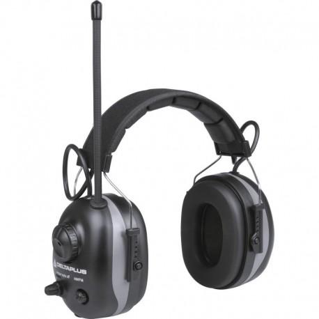 ELEKTRONICZNE NAUSZNIKI PRZECIWHAŁASOWE - RADIO - SNR 27 dB PIT-RADIO 3
