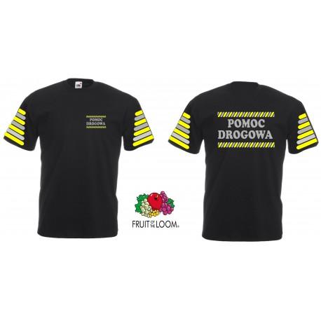 Tshirt POMOC DROGOWA Fruit Of The Loom 61044