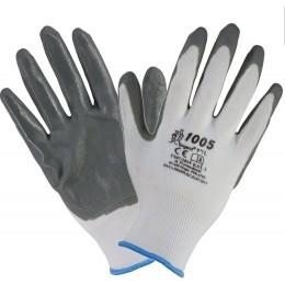 Rękawice robocze URGENT 1005 nitryl