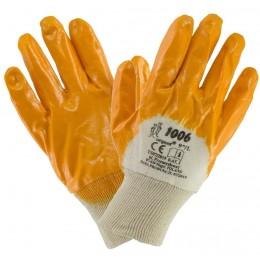 Rękawice powlekane nitrylem 1006 SUPER JAKOŚĆ