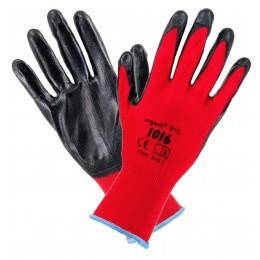 Rękawice robocze URGENT 1016 nitryl