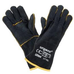 Rękawica skórzana LC 1064 czarna roz. 11