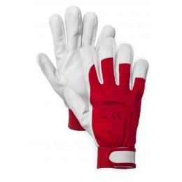 Rękawice z koziej skóry HAND FLEX 4011