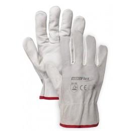Rękawica całoskórzana dwoina/lico HAND FLEX roz. 10 HF/DG02