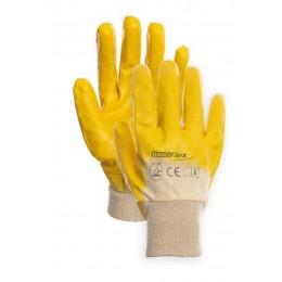 Rękawice bawełniano-nitrylowe GN+I HAND FLEX