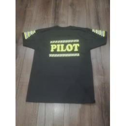 Tshirt PILOT Fruit Of The Loom