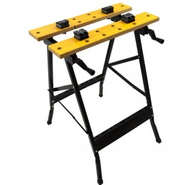Stół warsztatowy - regulowany składany 100kg G10871