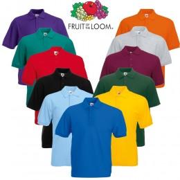 Koszulka Premium Polo fruit of the loom 63218