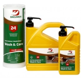 Środek do mycia rąk DREUMEX WASH&CARE