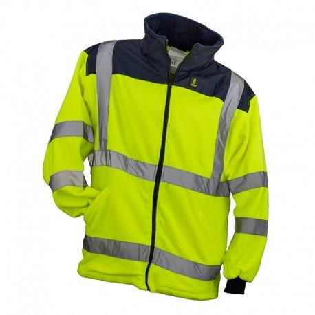 Bluza polarowa ostrzegawcza Hsv URG