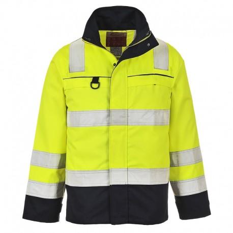 Bluza trudnopalna ostrzegawcza Multi-Norm FR61