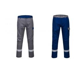 Spodnie antystatyczne dwukolorowe Bizflame Ultra FR06