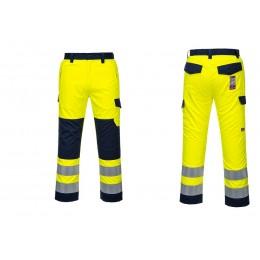 Spodnie trudnopalne ostrzegawcze Modaflame MV46