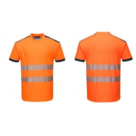 T-Shirt ostrzegawczy PW3 T181
