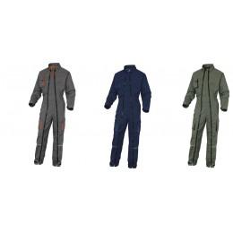 Kombinezon roboczy mach2 z poliestru/bawełny - dwa zamki M2CZ2