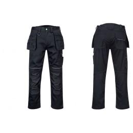 Spodnie bawełniane PW z kieszeniami kaburowymi PW347