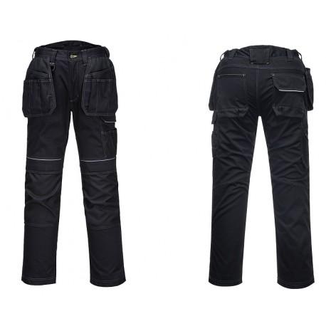Spodnie PW3 z kieszeniami kaburowymi T602