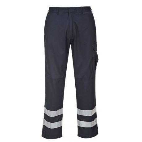 Spodnie bojówki odblaskowe Iona S917