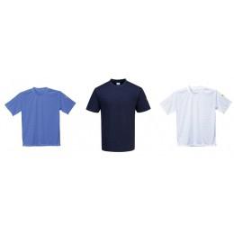 T-shirt antyelektrostatyczny ESD AS20