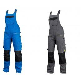 Spodnie ogrodniczki URG-S1/S2 ( 260g ) ELASTAN