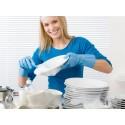 Ręczne mycie naczyń