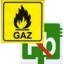 Znaki gazowniczne