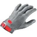 Rękawice, rękawy metalowe i antyprzecięciowe